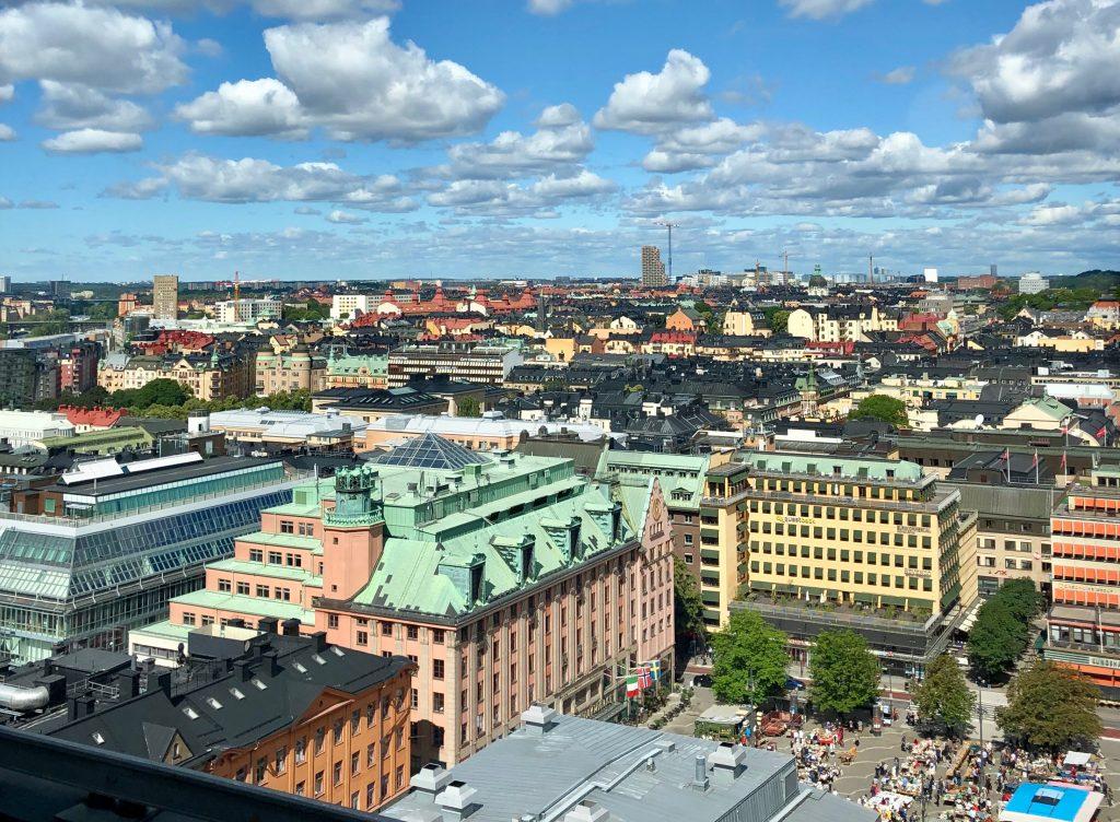 Advokatbyrå Stockholm DeLorean Advokat Hötorget